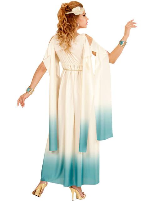 Disfraz de aristócrata griega para mujer - original