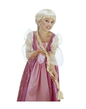 Langhaarige Prinzessin Perücke für Damen