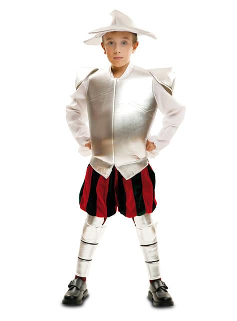 Disfraz de Quijote para niño
