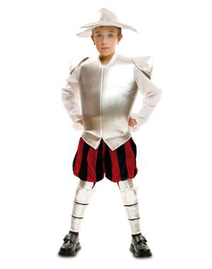 Fato de Quixote para menino