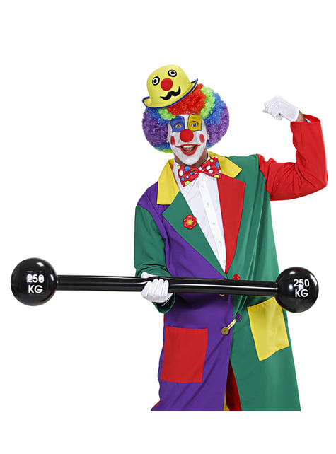 Inflatable Weight Bar