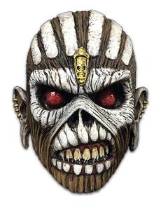 Máscara de Book of Souls Iron Maiden para adulto