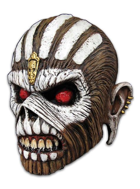 Máscara de Book of Souls Iron Maiden para adulto - para tu disfraz