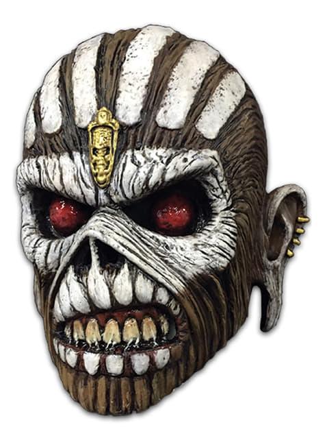 Máscara de Book of Souls Iron Maiden para adulto - original