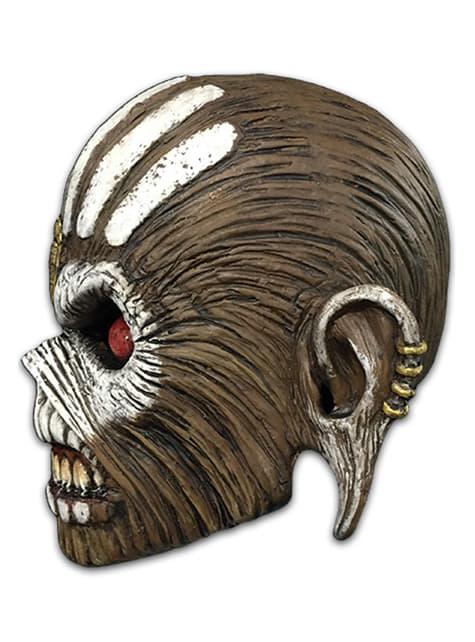 Máscara de Book of Souls Iron Maiden para adulto - barato