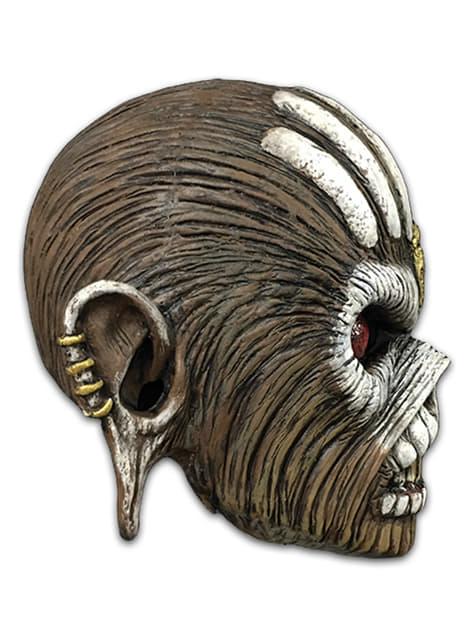 Máscara de Book of Souls Iron Maiden para adulto - Halloween