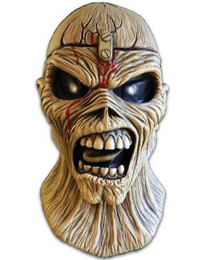 Máscara de Piece of Mind - Iron Maiden