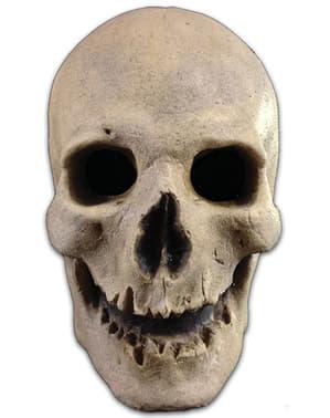 Maschera scheletro del passato per adulto