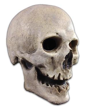 Máscara de esqueleto do passado para adulto