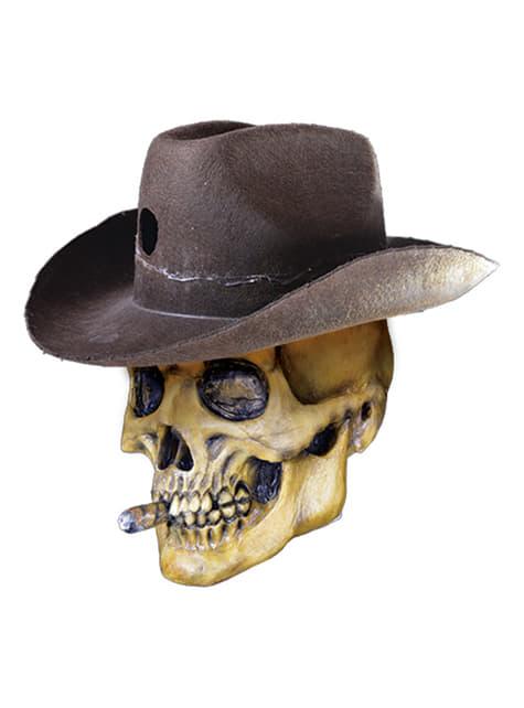 Máscara de Bandido Shadows of Brimstone para adulto - para tu disfraz