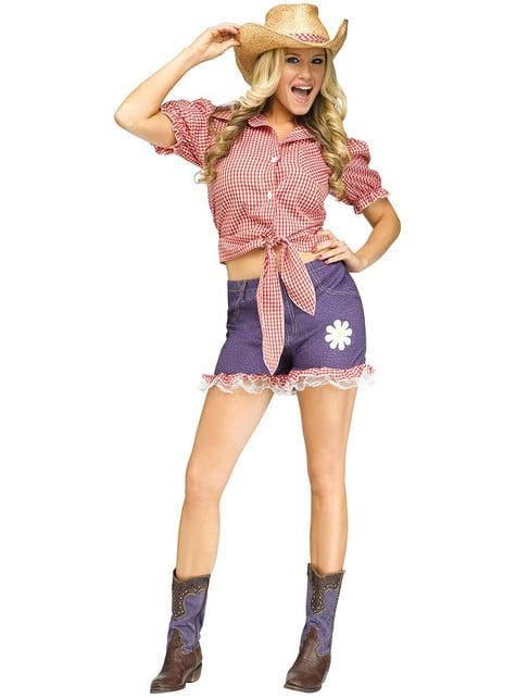 Women's Daisy Dukes of Hazzard Costume