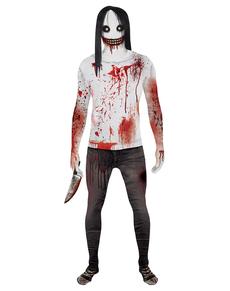 Los Mejores Disfraces Para Halloween Originales Siente El Terror - Disfraz-de-halloween-para-hombre