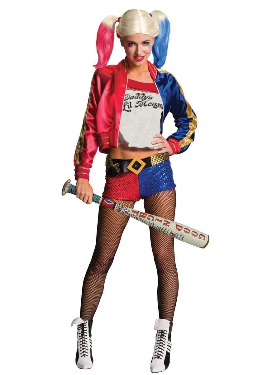 Batte Harley Quinn Suicide Squad Pour Du00e9guisement | Funidelia