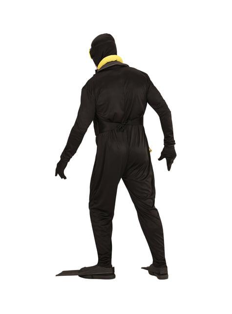 Disfraz de submarinista para hombre - hombre