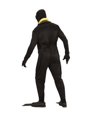 Disfraz de submarinista para hombre