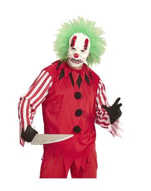 Makaberes Clown Kostüm Kit für Herren
