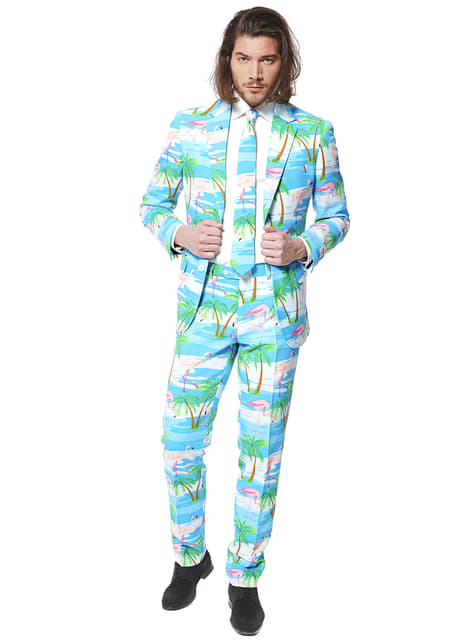 Costume Flaminguy Opposuit