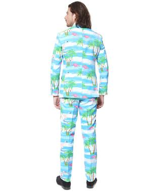 Odijelo za flaminge - suprotnosti