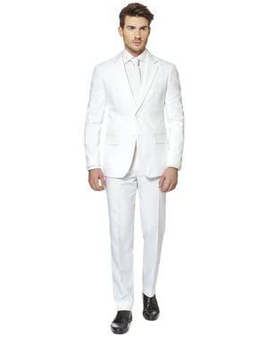 Originální oblek Opposuit bílý