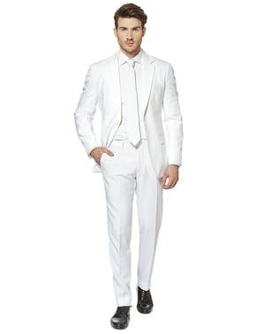 Fato branco