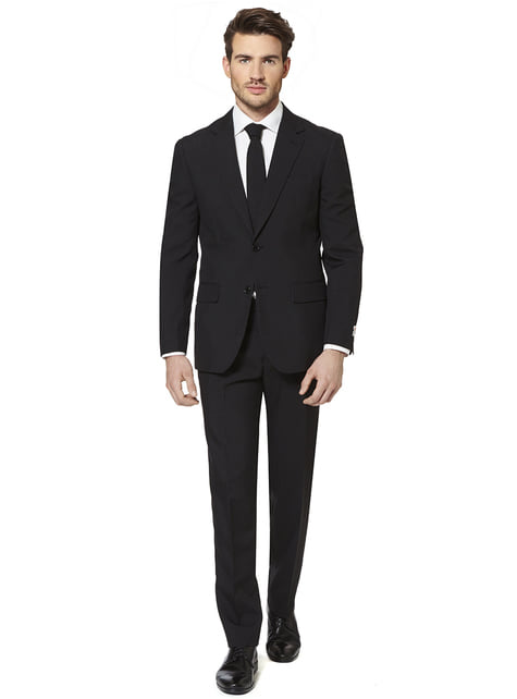 Traje Black Knight Opposuit