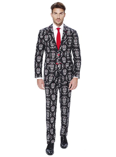 Haunting Man Opposuit Anzug