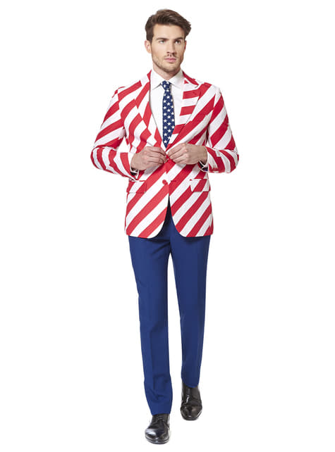 Costume United Stripes Opposuit
