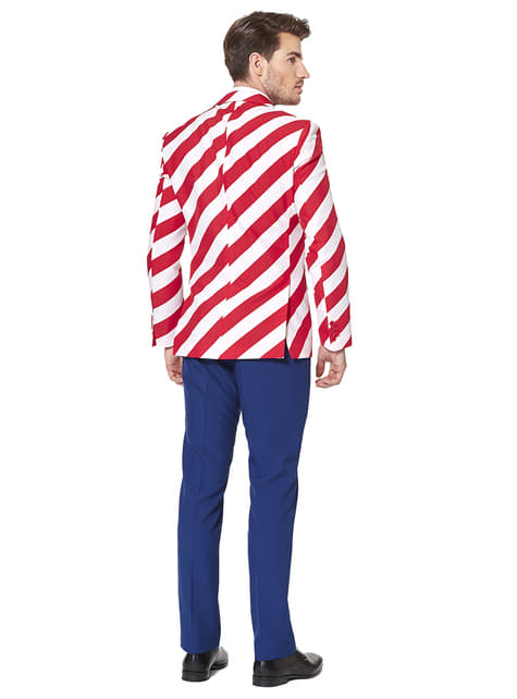 United Stripes OppoSuit