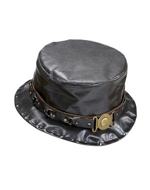 Man's Steampunk Top Hat