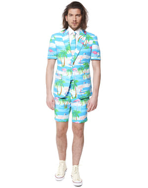 Flamingos Suit - Opposuits (Summer Edition)