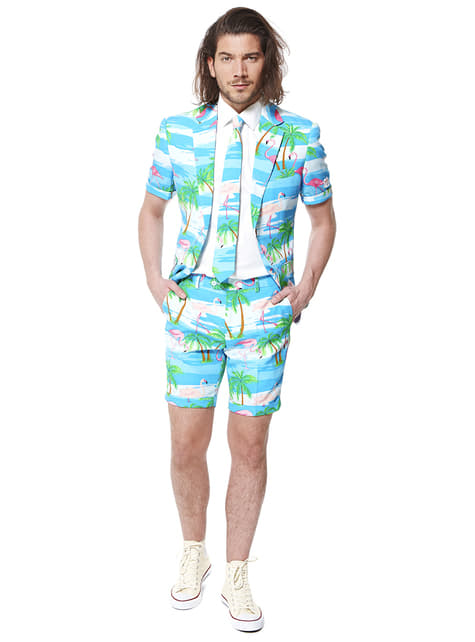Traje Flaminguy Summer Edition Opposuit - hombre
