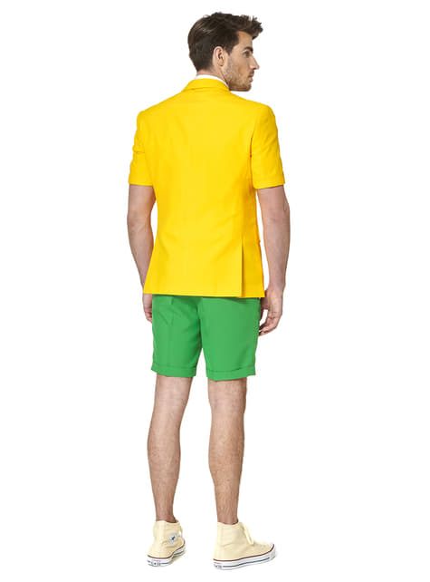 Traje Green and Gold Summer Edition Opposuit - original