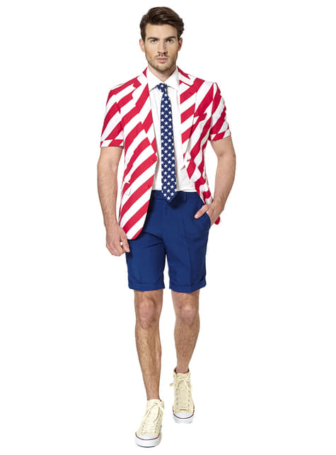 Traje United Stripes Summer Edition Opposuit