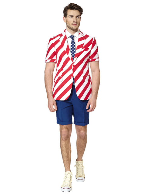 Traje United Stripes Summer Edition Opposuit - hombre