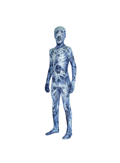 Disfraz de aracnofobia Morphsuit infantil