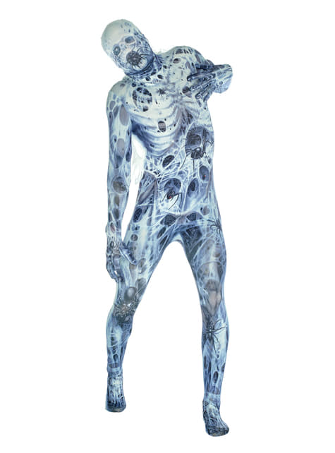 Arachnophobia Morphsuit Costume for adults