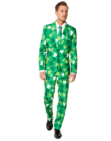 Traje St Patrick's Day Clovers Suitmeister
