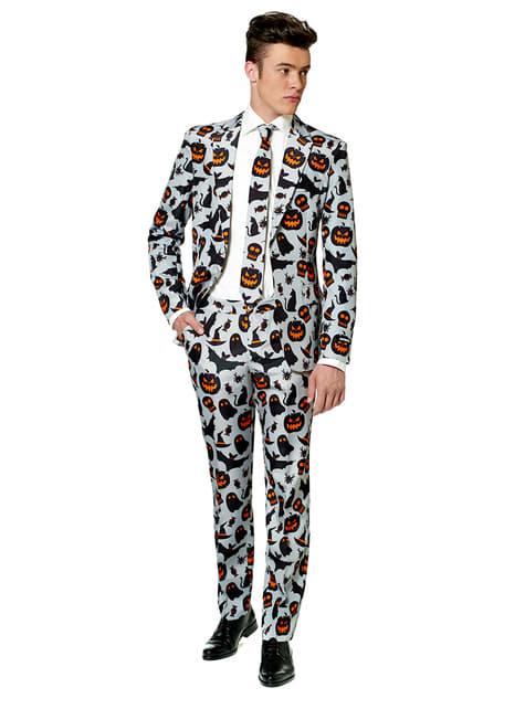 Grey Halloween Suit - Suitmeister