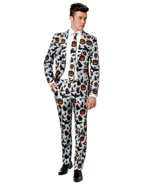 Halloween Anzug grau - Suitmeister
