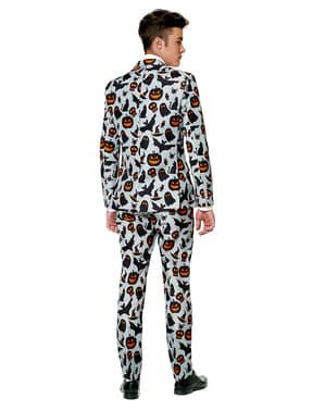 Šedý halloweenský oblek - Suitmeister