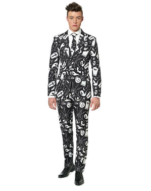Suitmeister Halloween Black Icons jakkesæt
