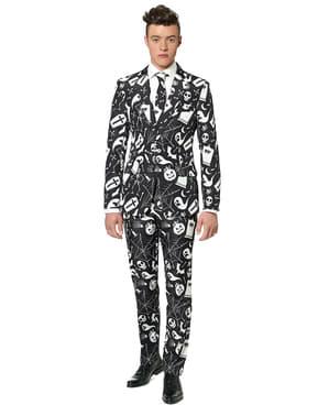 Traje de Halloween Negro - Suitmeister