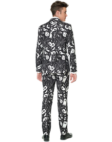Traje Halloween Black Icons Suitmeister