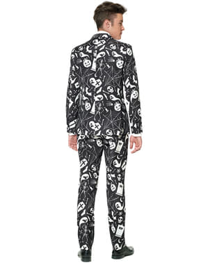 Fato de halloween preto - Suitmeister