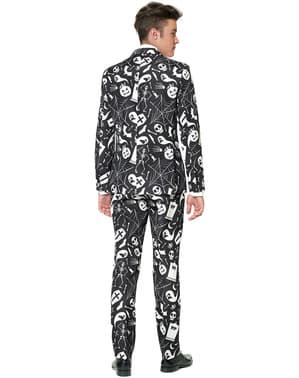 Halloween musta kuvio Opposuit -puku
