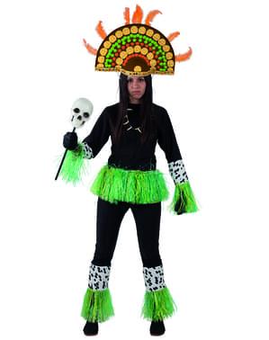 Stamme Matriark Kostyme Dame