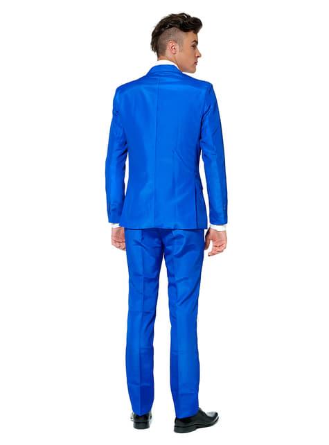 Traje Solid Blue Suitmeister - hombre