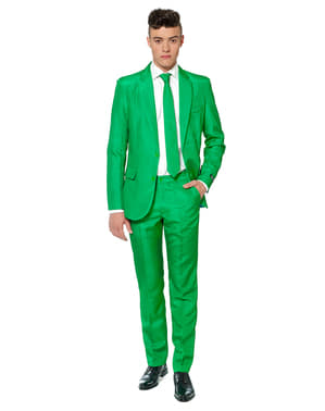Зелен костюм– Suitmeister