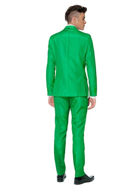 Garnitur Solid Green Suitmeister