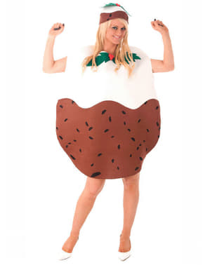 Costum pudding de Crăciun pentru femeie